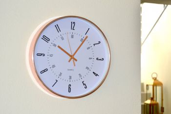 Reloj Second Blanco 29,5 Cm