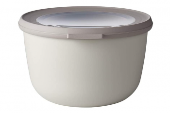 Bowl Tupper 1000 ml Nordic White